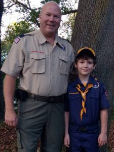 Scouting Leader